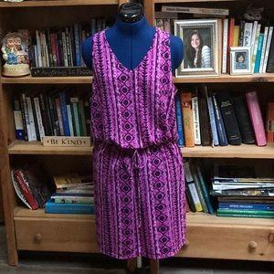 Faded Glory Size L(12-14) Sun Dress NWOT (41)